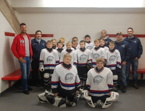 Jason Scott Real Estate Atoms Grande Prairie Minor Hockey Team