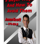9 buyer traps and how to avoid them -book Jason Scott Grande Prairie Real Estate Book Cover